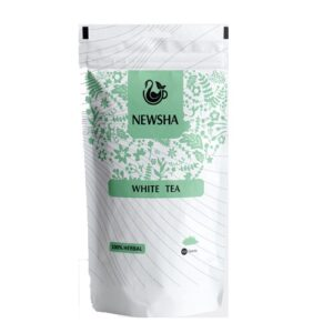 چای سفید نیوشا %%sep%% بررسی خواص و خرید اینترنتی تک به قیمت عمده دمنوش چای سفید نیوشا اصل