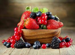 دمنوش ریز میوه های قرمز نیوشا