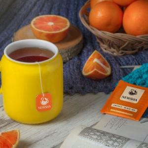 چای پرتقالی کیسه ای نیوشا