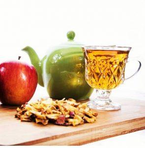 مشخصات قیمت ، خرید اینترنتی ، بررسی فواید ، مزایای طب سنتی و خواص درمانی دمنوش مخلوط گیاهی چای سبز و سیب ترش نیوشا - عطاری آنلاین هپی طور
