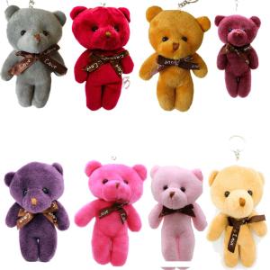 عروسک خرس پولیشی ایستاده 12 سانتی (2)