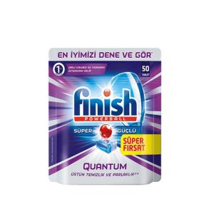قرص ماشین ظرفشویی فینیش (finish) کوانتوم ۵۰ عددی