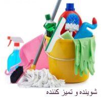 شوینده و تمیز کننده