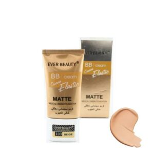 کرم پودر ever beauty سری bb cream مدل cinema elastic کد رنگ 103