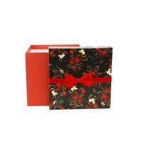 جعبه هدیه هارد باکس طرح رز کد 001( نهایی)