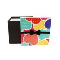جعبه هدیه هارد باکس طرح قلب کد 002
