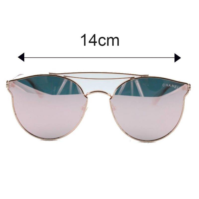 عینک آفتابی کد 401 چنل chanel