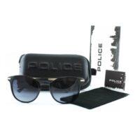 عینک آفتابی پلیس اورجینال مدل LOOK BLACK 1