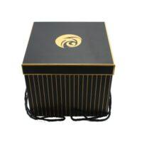 باکس گل و هدیه طلا کوب کد 22