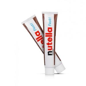 مشخصات قیمت و خرید شکلات نوتلا تیوپی مئل فست nutella fast