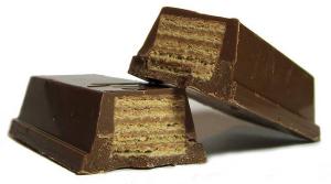 مشخصات قیمت و خرید شکلات کیت کت مدل چانکی kit kat chunky