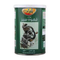 مشخصات قیمت و خرید پودر قهوه سبز پاپران 200 گرمی مناسب چربی سوزی و تناسب اندام