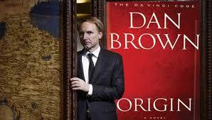 "کتاب ""منشاء"" نوشته دن براون"