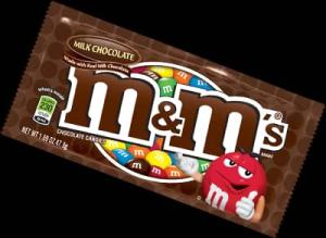 شکلات دراژه ام اند ام m&m