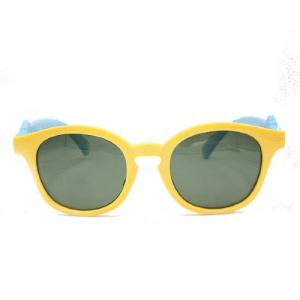 مشخصات،قیمت و خرید عینک آفتابی کودک فریم نیمه گرد ژله ای %%sep%% فروش ویژه انواع عینک آفتابی