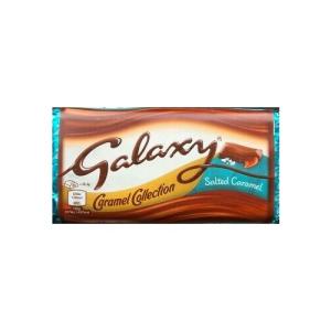 مشخصات ، قیمت روز و خرید اینترنتی شکلات کاراملی گلکسی حاوی نمک