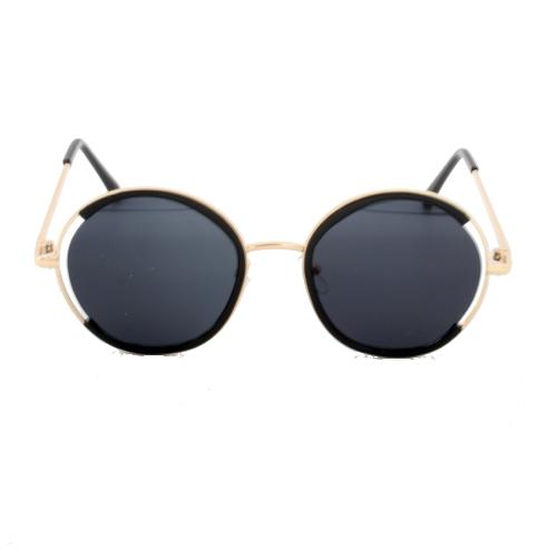 قیمت خرید اینترنتی عینک آفتابی کودک نوجوان دخترانه کد 286 مشکی مات مناسب آفتاب شدید