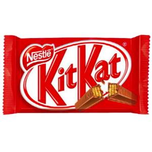 مشخصات ، قیمت روز و خرید اینترنتی شکلات کیت کت چهارانگشتی 45 گرمی