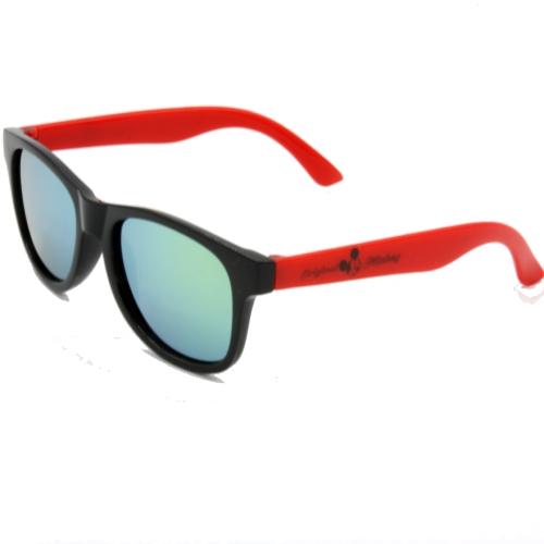 قیمت معرفی خرید اینترنتی عینک آفتابی کودک میکی موز کد 306 با فریم ژله ای نیمه گرد نشکن