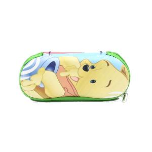 خرید اینترنتی کیف عینک آفتابی ( دودی ) و طبی بچه گانه فانتزی طرح خرس وینی پو کد50 لاکچری