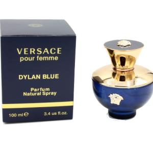 قیمت بررسی رایحه و خرید اینترنتی عطر ادکلن زنانه ورساچه پور فم دیلان بلو فیک و کپی مشابه ادکلن اصلی -Versace Pour Femme Dylan Blue - فروشگاه آنلاین هپی طور