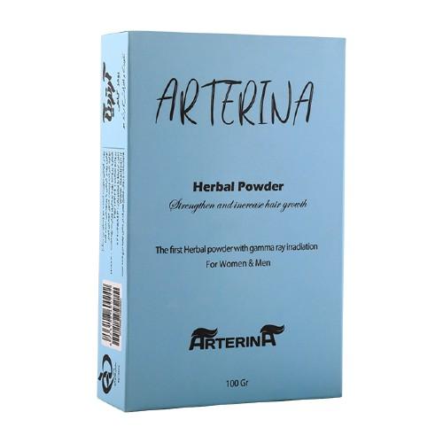 پودر گیاهی تقویت کننده مو آرترینا %%sep%% خرید پودر گیاهی مخلوط حنای بدون رنگ مورد مرکب ، کنجد