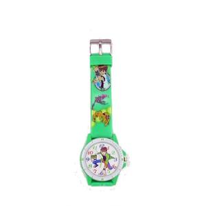 ساعت مچی پسرانه بن 10 %%sep%% قیمت و خرید اینترنتی ساعت کودکانه رنگ سبز فسفری