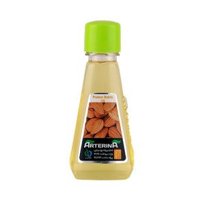 خواص درمانی در طب سنتی خرید تک به قیمت عمده روغن بادام شیرین آرترینا ( بادران ) بهترین و روغن درمان اگزما ، ترک های پوستی ، خشکی لب ها و بیخوابی