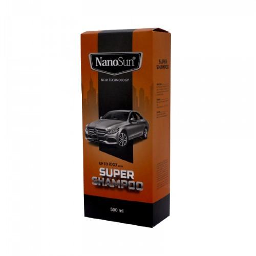 سوپر شامپوی خودروی نانو سان