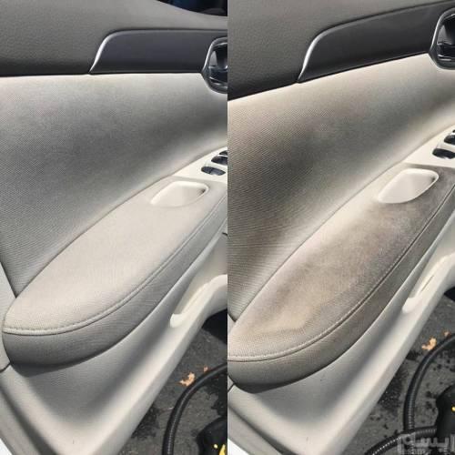 تمیز کننده داخل خودرو ( دوراکلین ) نانوسان