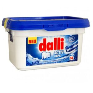 کپسول فوق قوی اکتیو دالی dalli