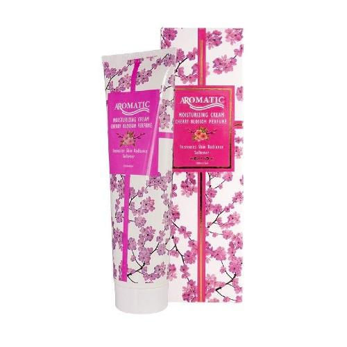 کرم مرطوب کننده رایحه شکوفه گیلاس