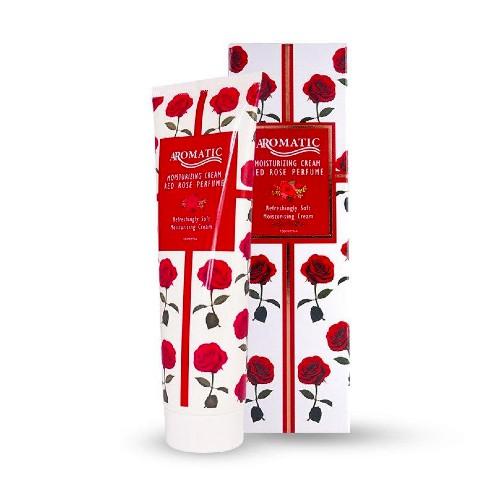 کرم مرطوب کننده رایحه گل سرخ