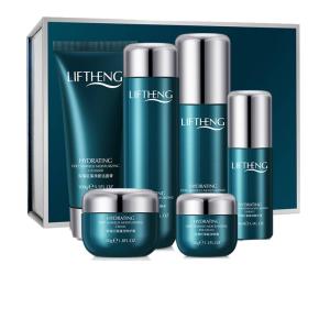 هدیه زنانه پک بهداشتی مراقبت از پوست 6 تکه LIFTHENG