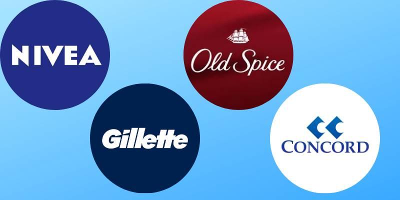 برندهای خارجی محصولات بهداشتی مردانه