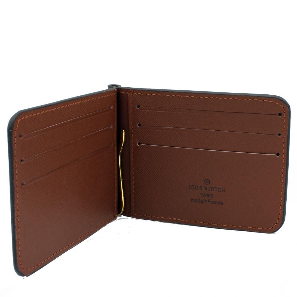 هدیه مردانه کیف کارت لویی ویتون