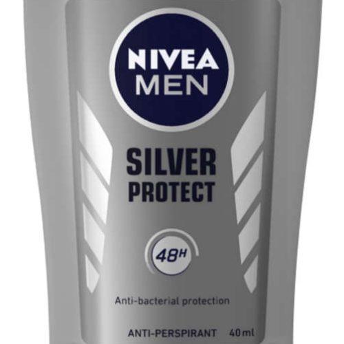 استیک ضد تعریق مردانه نیوآ silver protect