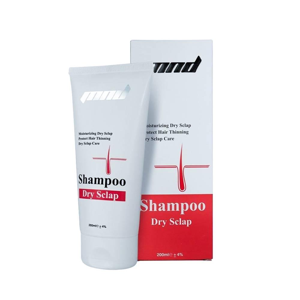 شامپو تیوپی مناسب پوست سر خشک